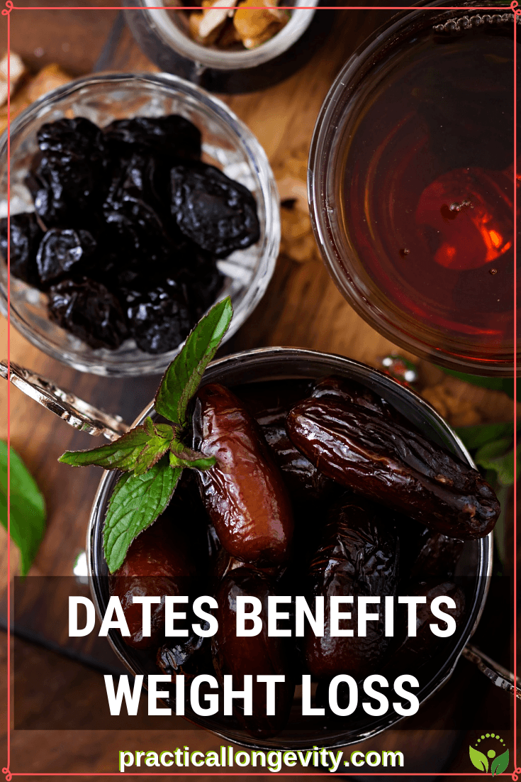 Dates in Weight Loss- Amazing Benefits